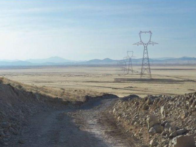 EHV T-Line Job Near Historic Mine Takes Conservation, Construction