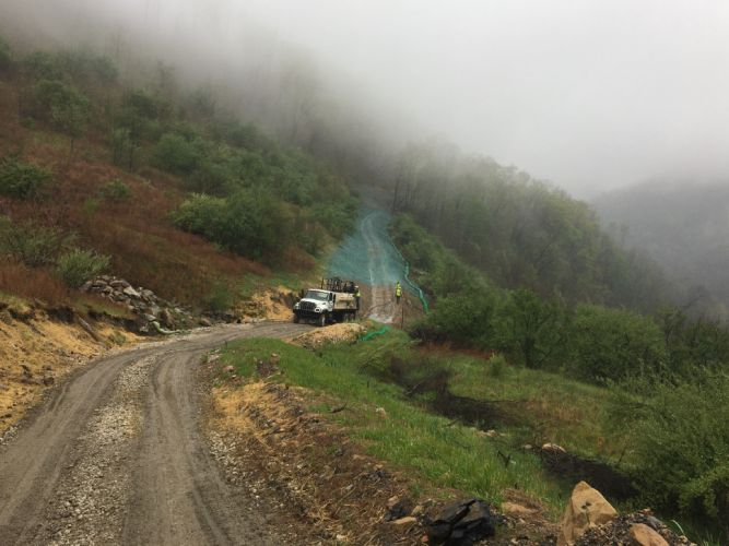 EEG manages environmental permitting, so T-line can span West Virginia mines